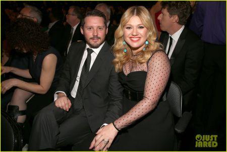 Kelly dan kekasihnya, Brandon.