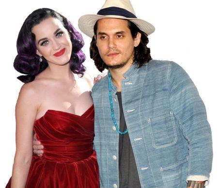 Katy dan John mula menjalinkan hubungan cinta sejak Julai lalu.