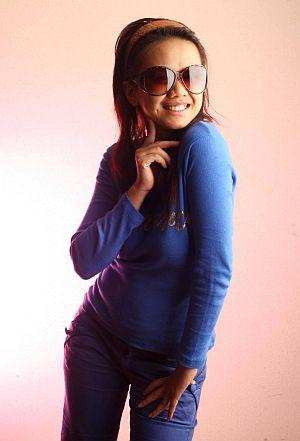 Stacy menghargai pujian ramai yang merasakan dirinya semakin hebat di persada hiburan tanahair
