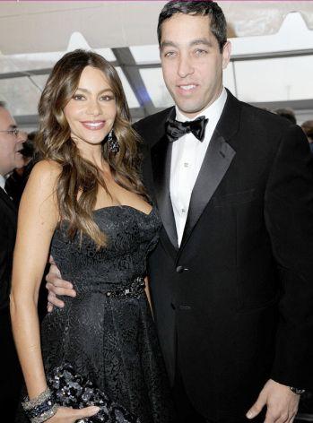 Sofia Vergara dan Nick Loeb - Foto hollywoodlife.com