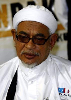 Abdul Hadi Awang.