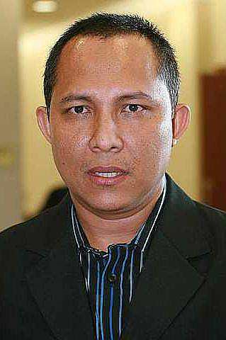 Presiden baru Gabungan Persatuan Karyawan Filem Malaysia (Gafim), Jurey Latiff Rosli