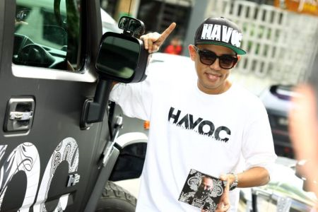 Joe Flizzow ingin membuktikan bahawa tanggapan itu salah dan kini dia muncul dengan album terbaharu menggunakan bahasa Melayu sepenuhnya berjudul Havoc. Foto IZZRAFIQ ALIAS