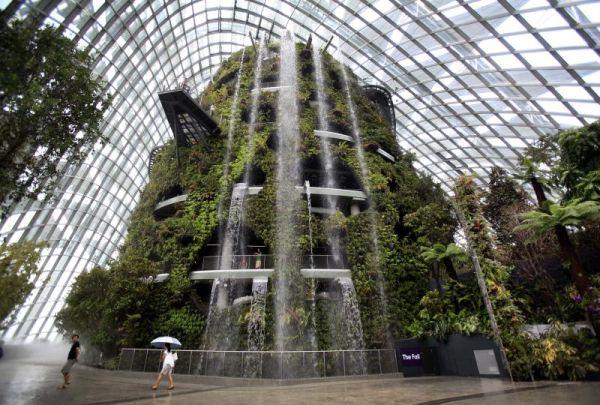 Gardens By The Bay Taman Moden Wajib Kunjung Di Singapura Destinasi Mstar