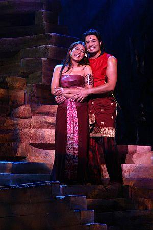 Kisah cinta agung Puteri Gunung Ledang dan Hang Tuah tetap berjaya menarik perhatian ramai meskipun sudah dua kali dipentaskan di Istana Budaya