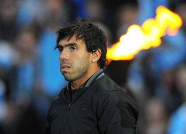Tevez kini berada di Argentina sejak November lalu.