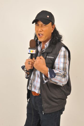 Nas mengaku program Terjah berehat sementara selepas selesai bersiaran selama satu episod. - Foto ihsan NAS AHMAD