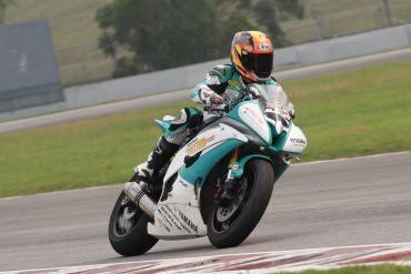 Zamri beri fokus bagi perlumbaan pusingan empat ARRC di Jepun hujung minggu ini.