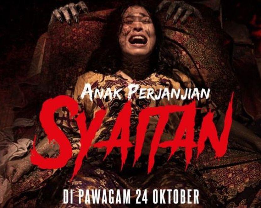 Betul Betul Seram Filem Belum Keluar 100 Pawagam Janji Tayang Anak Perjanjian Syaitan Wayang Mstar