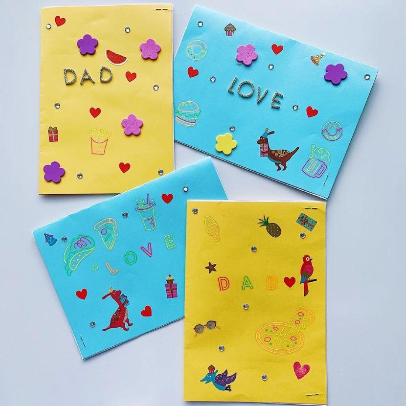 Fatimah Kirim Kad Ucapan Hari Bapa Buat Adamdidam Satu Untuk Ayah Sebenar Saya Satu Lagi Untuk Ayah Saya Di Syurga Viral Mstar