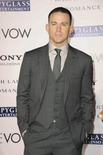Channing Tatum disebut-sebut sebagai penerima gelaran Lelaki Paling Seksi 2012 oleh majalah People.
