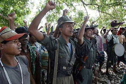 Anggota-anggota Maoist