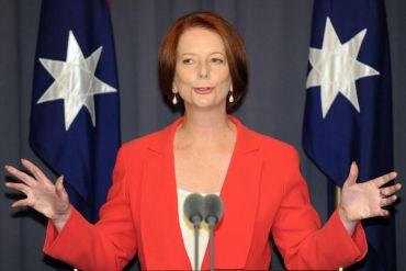 Julia Gillard - AFP