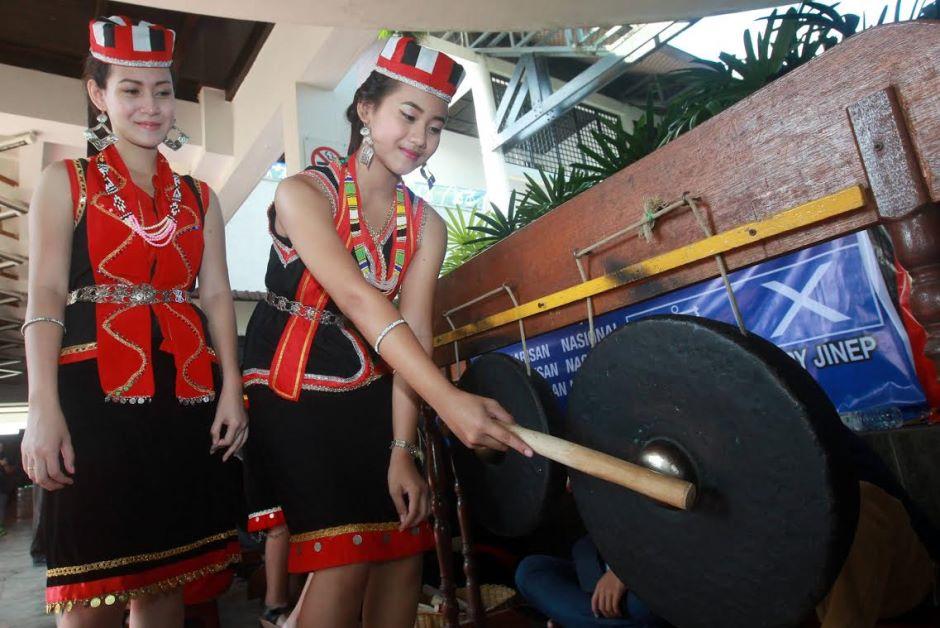 Lenggok Bidayuh Iringi Rentak Kempen Prn Sarawak Semasa Mstar