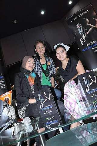 Atilia yakin dengan muzik yang dibawa oleh Yuna dan Najwa.