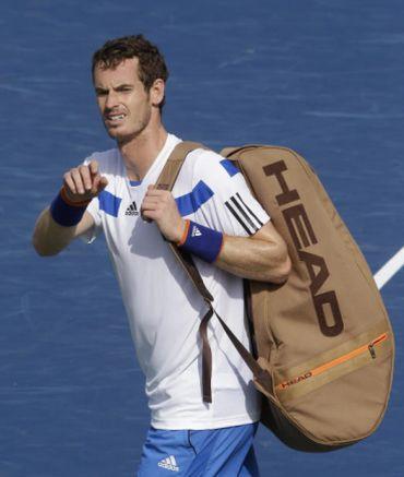 Murray menjadi pilihan untuk menjuarai Terbuka Amerika Syarikat minggu depan.
