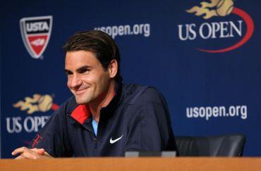 Federer berpeluang meraih trofi Terbuka Amerika Syarikat kali ketujuh tahun ini.