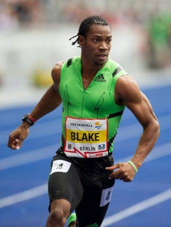Yohan Blake. Foto EPA