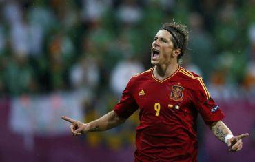 Torres meledak dua gol pada aksi menentang Ireland awal pagi Jumaat.