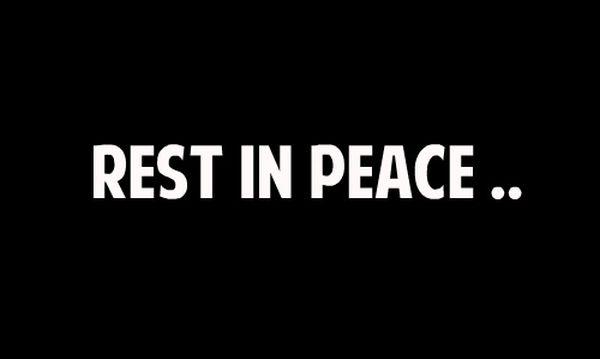 Rip Boleh Jadi Ungkapan Tenangkan Keluarga Si Mati Ngo Islam Semasa Mstar