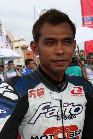 Ahmad Fuad Baharudin