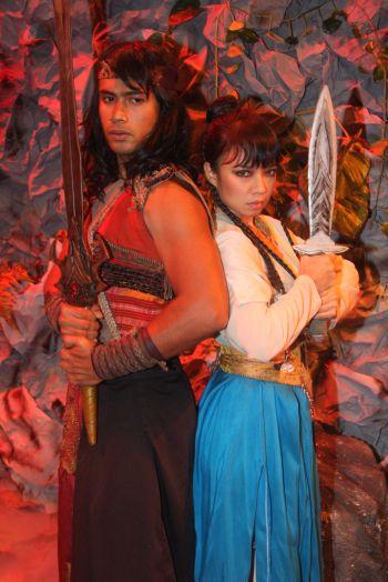 Remy dan Nora merupakan antara pelakon Arjuna.