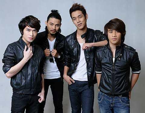 Dari kiri: Ariz, Izzue, Ameer dan One. Foto SAUFI NADZRI