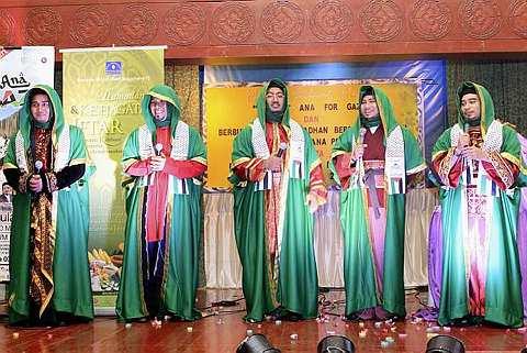 Rabbani masih aktif membuat persembahan setelah kehilangan Ustaz Asri.