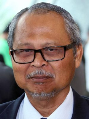 Datuk Mohd Shamsudin Lias