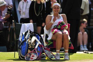 Lisicki teruja mara ke final Wimbledon buat kali pertama.