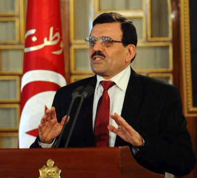 Ali Larayedh.