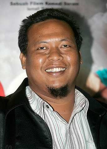 Pengarah filem Ngangkung, Ismail Bob Hasim.