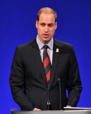 Putera William. Foto AFP