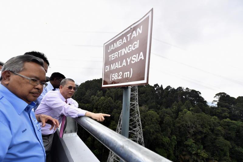 Rawang Bypass Sedia Dilalui Semasa Mstar