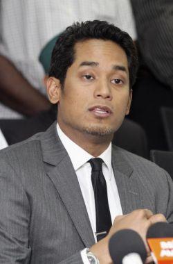 Khairy Jamaluddin.