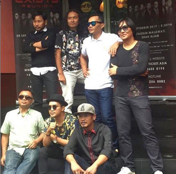 Bakal Adakan Konsert Reunion 28 September Ini Mamat Exists