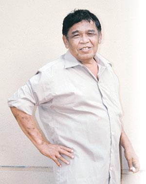 Yusof Chong meninggal dunia di Hospital Selayang petang Ahad. Gambar ihsan Utusan Malaysia
