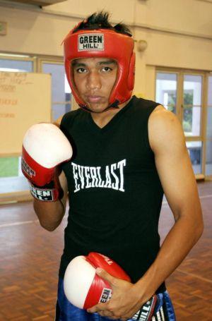 Mohd Farkhan Haron