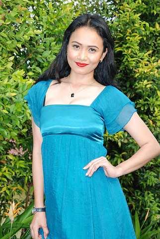 Siti Elizad ketika ditemui di Restoran Muhibah, Sungai Penchala, Kuala Lumpur, Rabu. - Foto HASRUL HASHIM