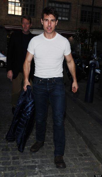 Tom Cruise dilihat semakin kurus sejak akhir-akhir ini.