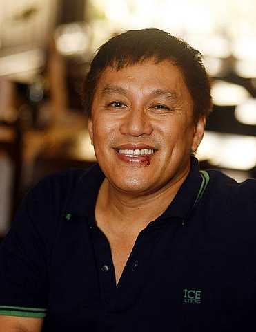Chef Wan akui cerewet bab memilih menantu. -foto The Star oleh Uu Ban