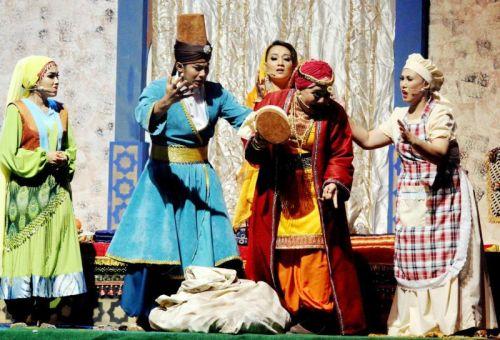 Muzikal Ali Baba diterjemahkan dengan nafas baru yang 'lari' daripada acuan asal filem klasik itu. - Foto oleh LOW BOON TAT