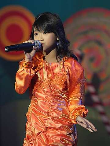 Lanie Amysha Mohamad Nor. - Foto THE STAR Oleh ANDRE OLIVEIRO