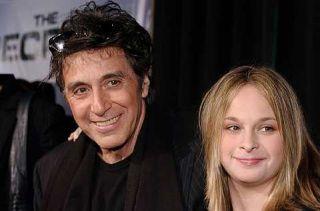Al Pacino dan anak perempuanya, Julie.