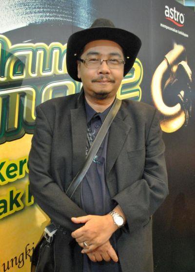 Adnan Abu Hassan. - Foto ihsan ASTRO