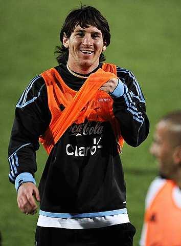 Messi senjata berbisa Argentina untuk melepasi saingan peringkat Kumpulan B.