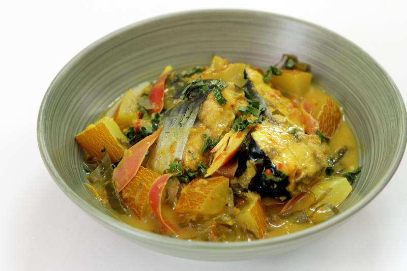 perap ikan  asam jawa petua masak tempoyak ikan patin resipi mstar Resepi Ikan Patin Goreng Bumbu Kuning Enak dan Mudah