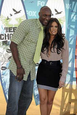 Lamar mahu Khloe mendapat anak jika isterinya itu sudah bersedia.