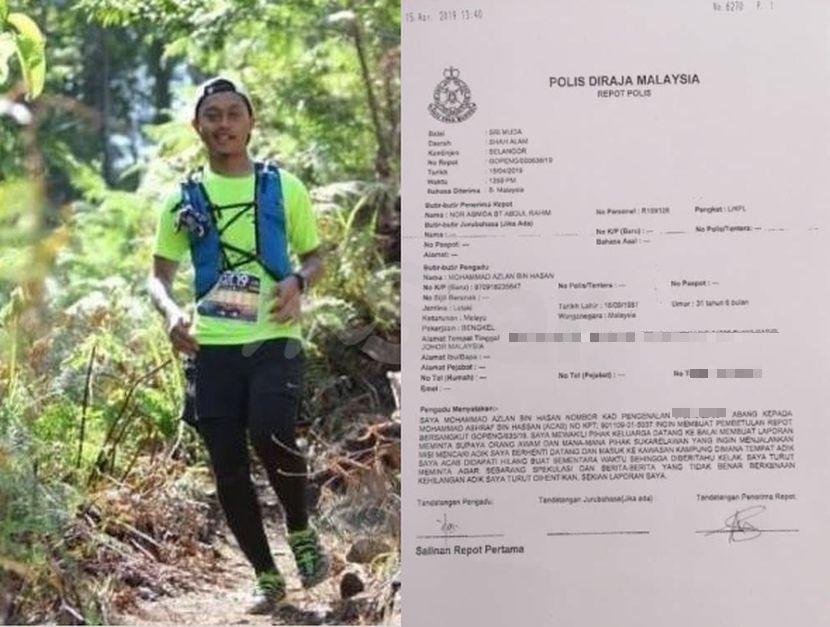 Selepas 24 Hari Acap Hilang Abang Kata Ikut Cara Orang Kampung Pula Tapi Clear Orang Awam Dulu Viral Mstar