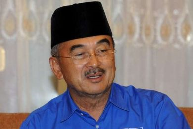 Mohd Ali Rustam